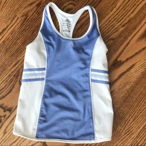 Adidas workout Top Active Wear Size Small